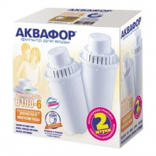 Купить Аквафор В100-6 (комплет 2шт): 420 руб. в Донецке, фото, отзывы